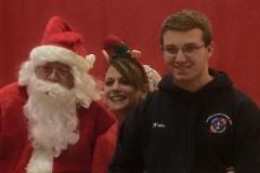 Santa Krissy and Wade2